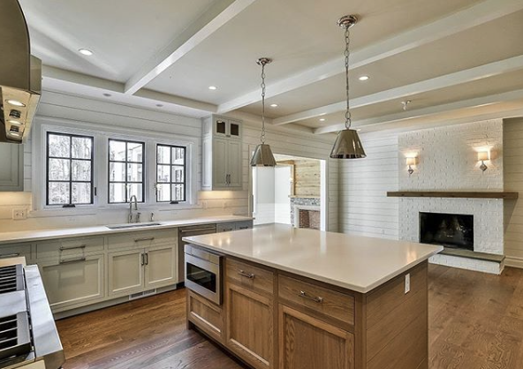 New Kitchen in Southport, CT